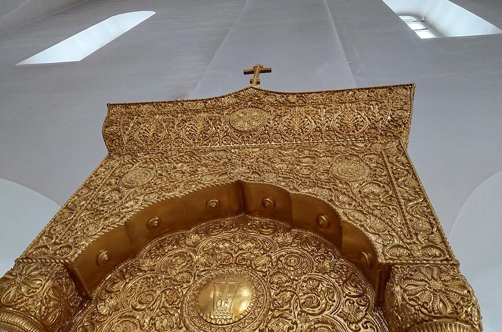 ковчег иконы св.Николая