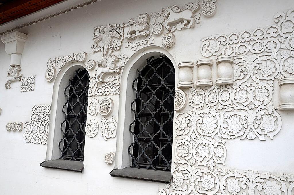 символика на стенах