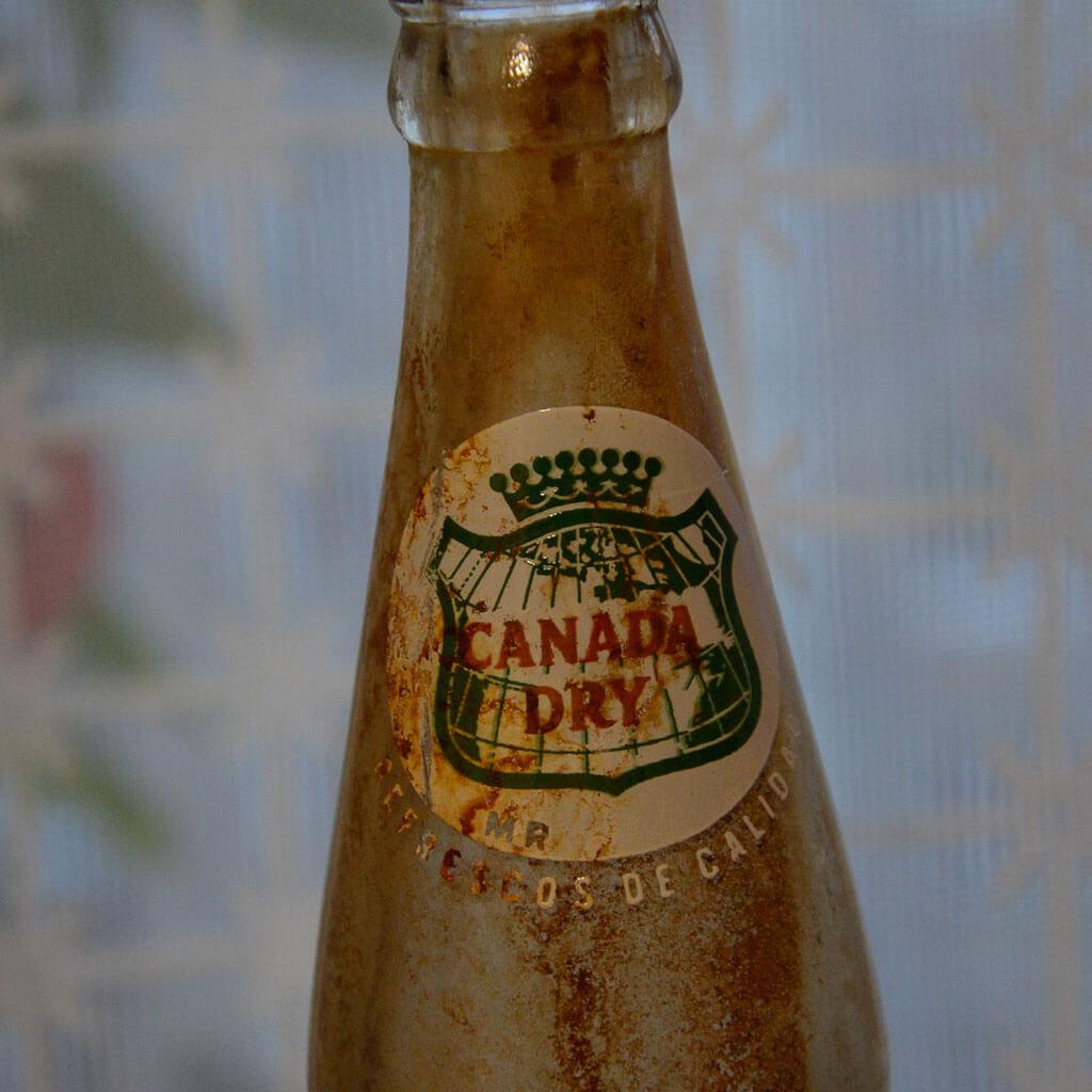 старый бренд напитки 1959