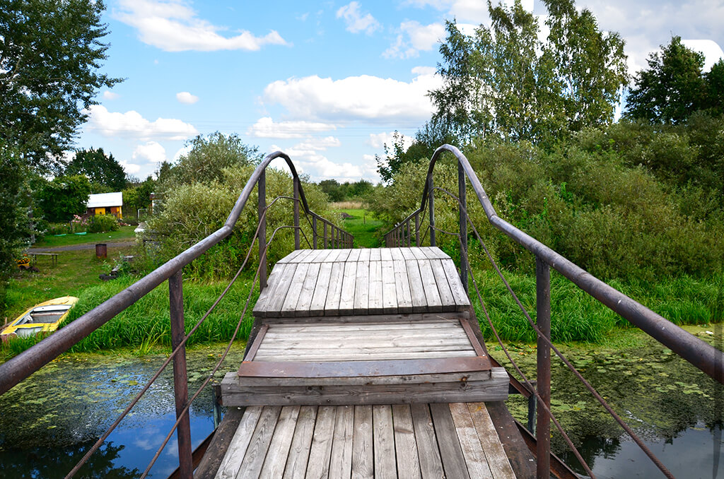 надёжный мост