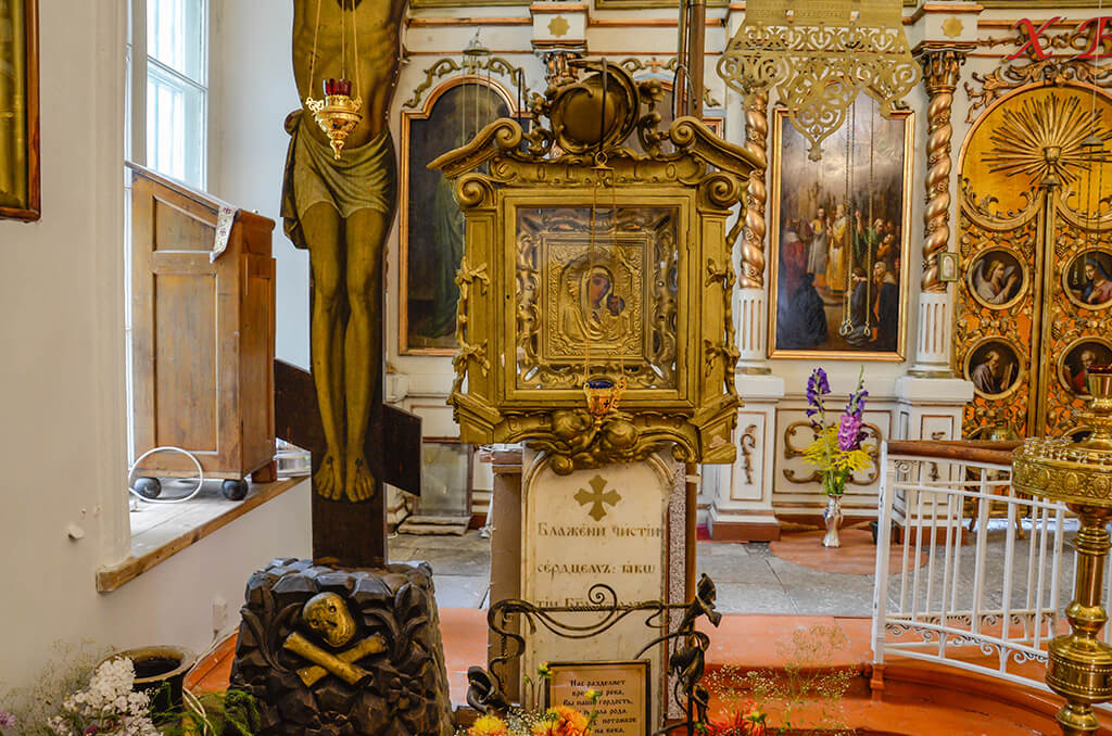 убранство церкви