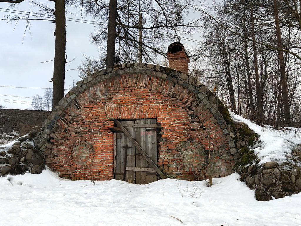 кузня в Приютино