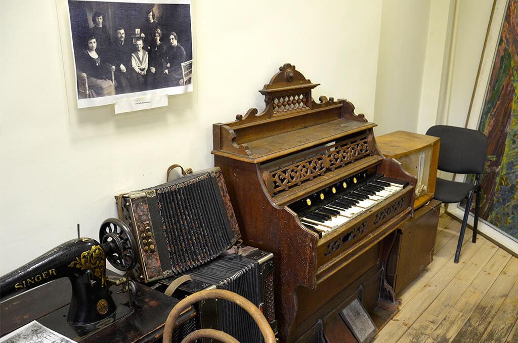 старый клавесин